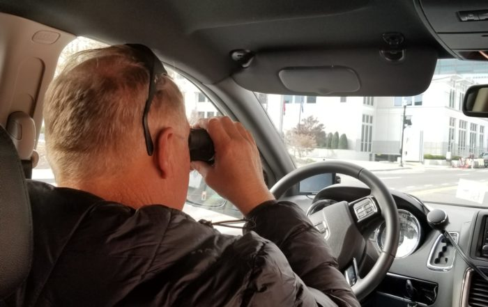 How Private Detective Spying in Surveillance Investigation Assignment