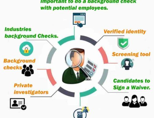 How to do background check Investigation to get results