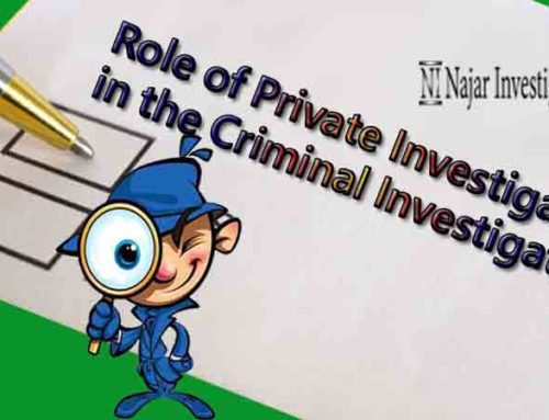 The Role of Private Investigators in the Criminal Investigations Field