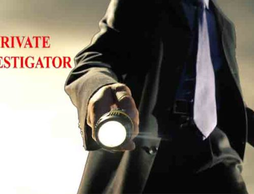 The private investigators to do in an investigation Case legally