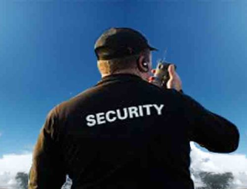 Online Security Guard Training and Benefits of Security Guards
