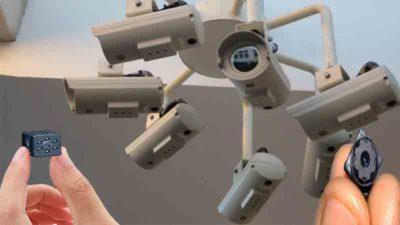 Spy Camera is Excellent Surveillance Probe & Security Equipment