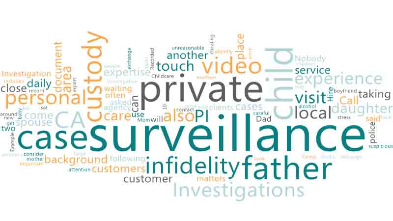 Hire Private Investigator CA in Sacramento for Surveillance