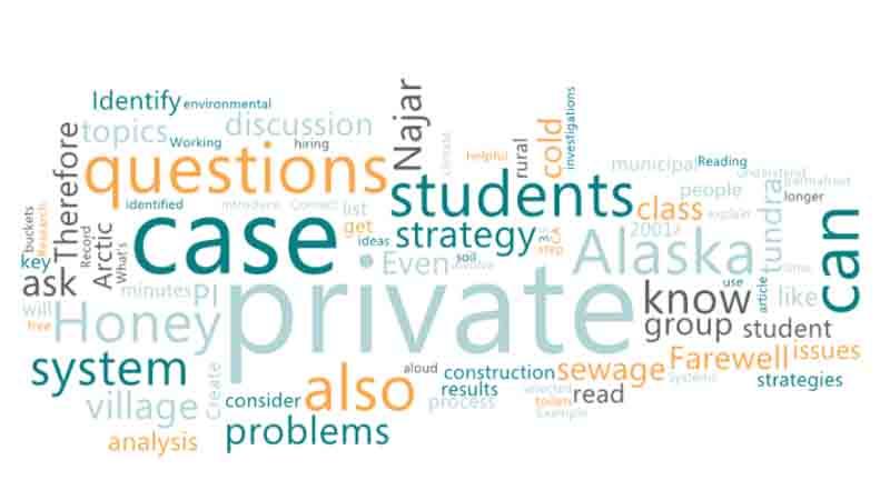 Examples How to Investigate private investigative Cases