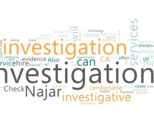 Hire A Private Investigator CA for Adultery Investigations