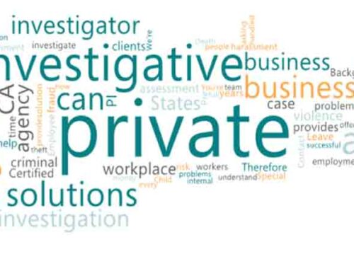 Private Investigative Solutions for Businesses & Individuals