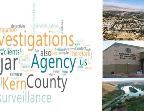 A Private Detective in Kern County for Private Surveillance