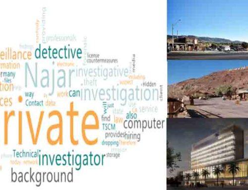 A Private Detective to Investigate in San Bernardino County