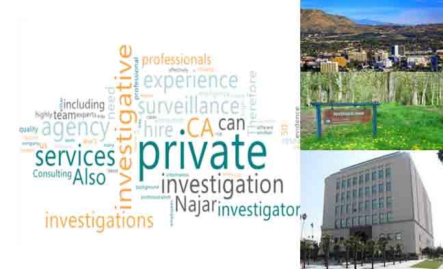 Private Investigator CA for Surveillance in Riverside County